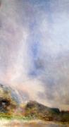Färgskiftning i naturen,Gotland 72x126 cm