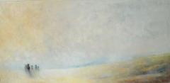 Sommarstämning 62x124 cm